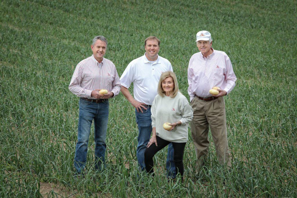 Walt, Blake, Pam & Robert Dasher